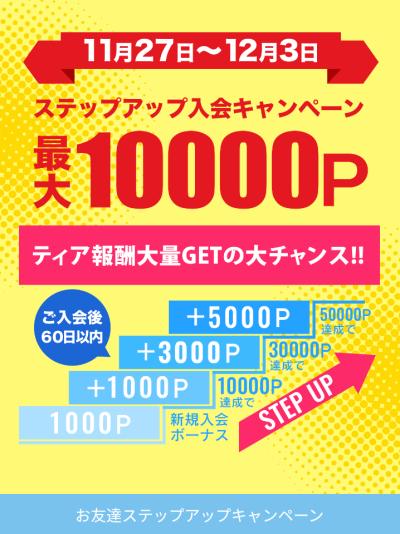 ポイぷるステップアップキャンペーン